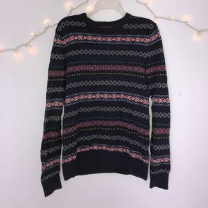 American Eagle men's sweater